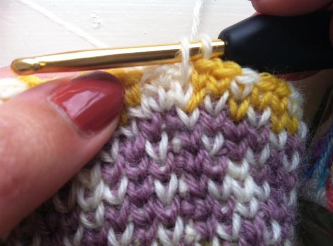 fair isle   a crochet journey