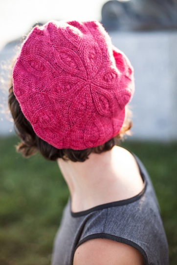 Pizzelle Beret by
