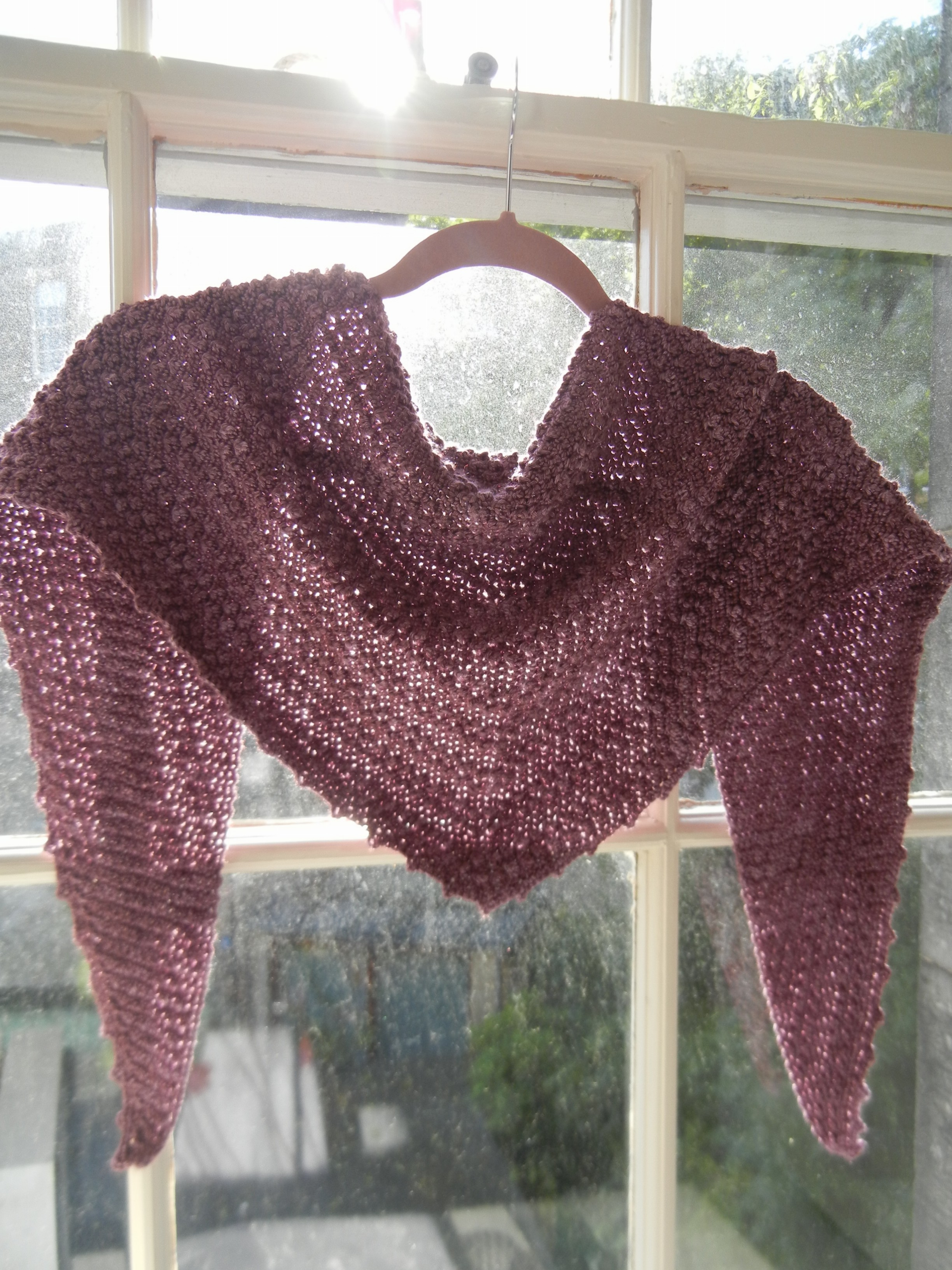 Free Pattern: Uva Shawl | a crochet journey