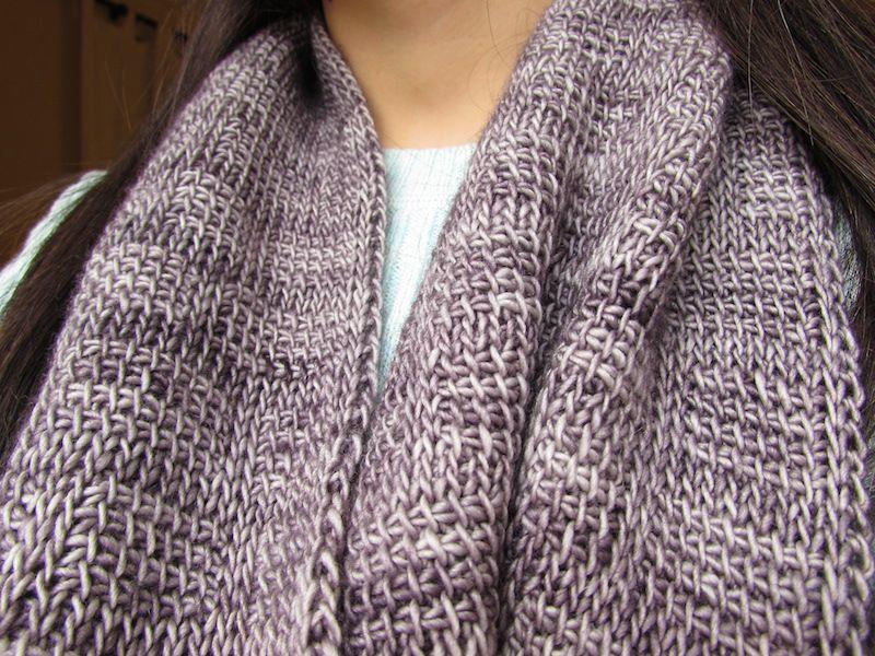 Free Pattern Cobbled Street Cowl A Crochet Journey