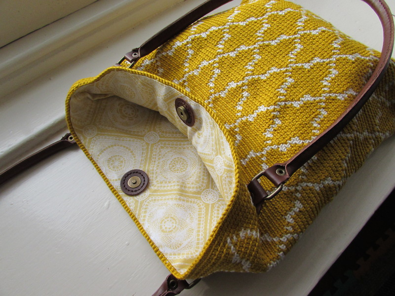 Free Pattern Moroccan Tote A Crochet Journey